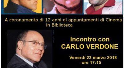 Carlo Verdone ad Anguillara